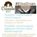 #EllosDicen : MAGINA