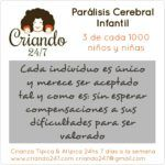 Día mundial de la parálisis cerebral & World CP Day