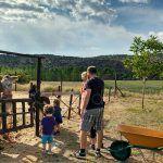 #ViajarEnFamilia Hotel Rural para disfrutar con (y como) niños: Bioclimático Sabinares de Arlanza