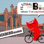 #Planazo y Conciertos Gratis en el FestiBal con B de Bici en Matadero Madrid
