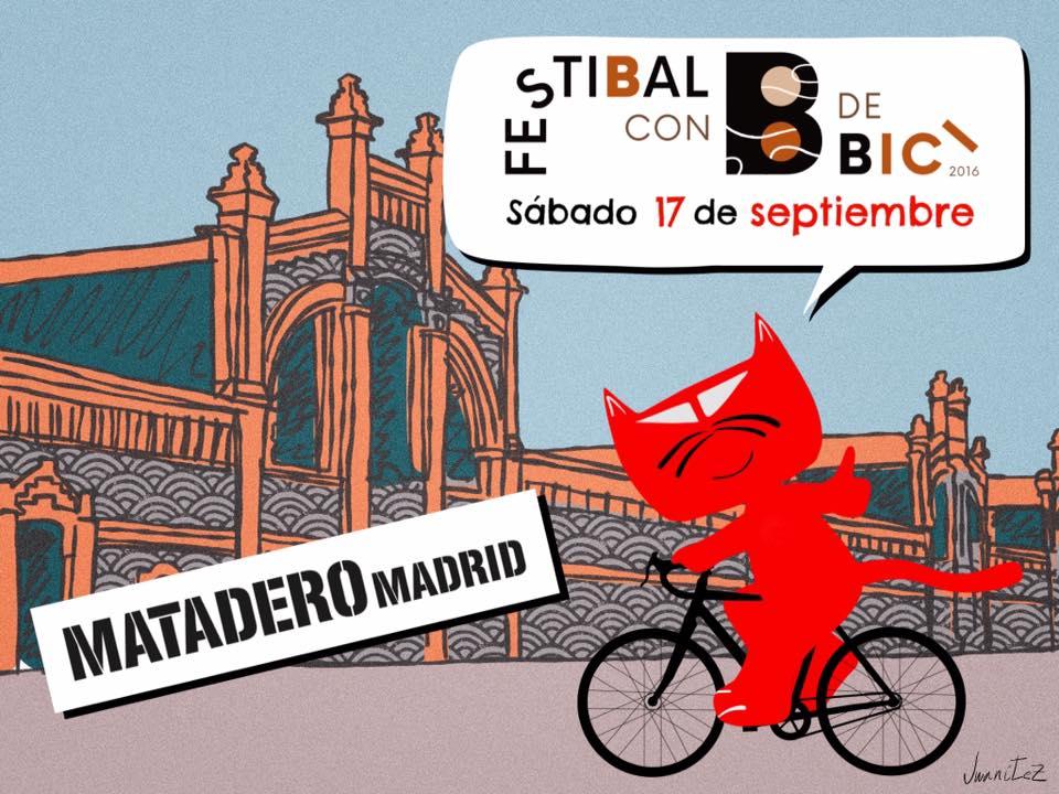 festival-con-b-de-bici-matadero-madrid