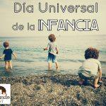 Día Universal de la Infancia, concurso de dibujos y actividades gratis.