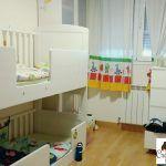 Dormitorio infantil: cómo fomentar el orden & la autonomía en pisos pequeños no aptos para Pinterest.