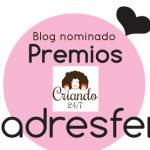 #PremiosMadresfera2016 💜Gracias 💜