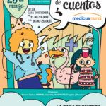 #Planazo #GRATIS Maratón de cuentos Medicusmundi en La Casa Encendida