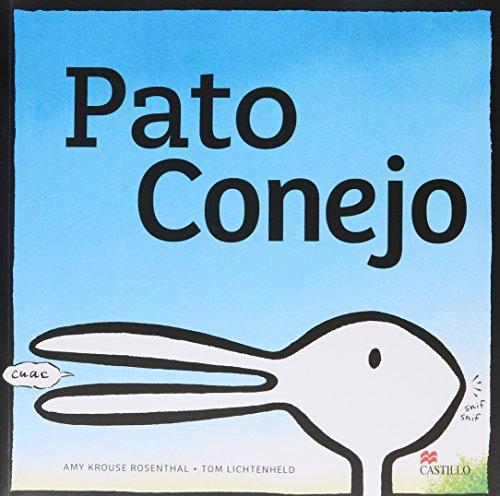 Portada del cuento Pato Conejo