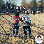 10 Planes con peques desde € 0 & accesibilidad PMR