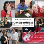 #Masqueunclick ¿Ayudamos a Convives con Espasticidad ?
