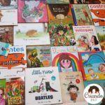Los libros preferidos de mis hijos de 4 y 6 años