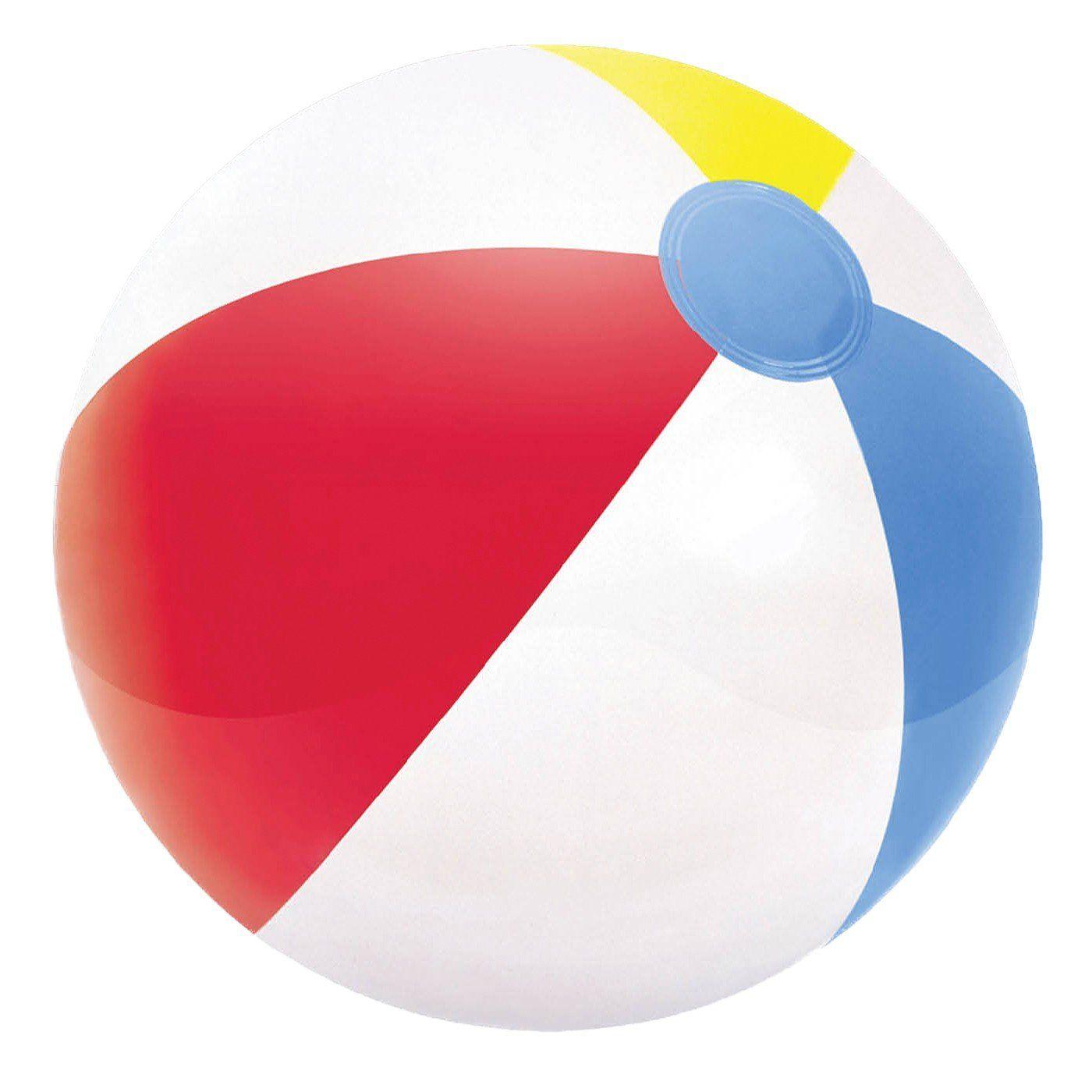 pelota hinchable de colores