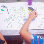 ¡Niño, no sabes dibujar!