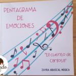 """#HoyLeemos un cuento solidario """"Pentagrama de emociones"""""""