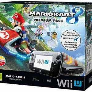 Nintendo Wii U + Mario Kart