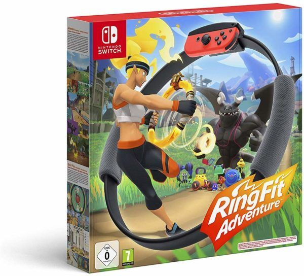 Ring Fit Adventure para Nintendo switch
