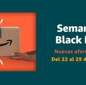Amazon Semana del Black Friday