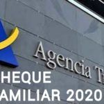 Solicitud Cheque Familiar 2020
