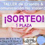 ¡SORTEO! 1 plaza para el Taller de Crianza & CNV