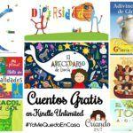 Cuentos GRATIS en Kindle Unlimited #YoMeQuedoEnCasa