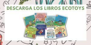 portadas de los cuentos de ecotoys