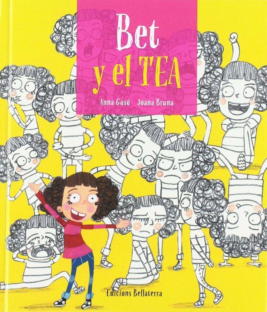portada del cuento Bet y el TEA