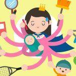 Crianza en tiempo de coronavirus: beneficios y contras.