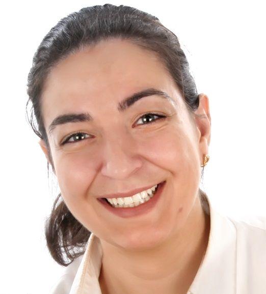retrato de la dentista Carolina Jimenez Yuste