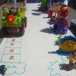 #HoyJugamos Juego de mesa con Superzings #DIY