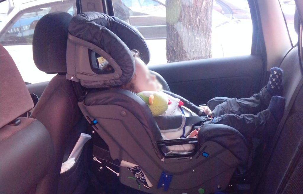 La mejor silla de coche para tus peques