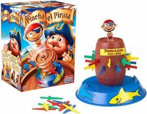 Juego de mesa Pincha el pirata de falomir