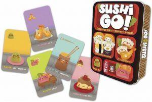 juego de mesa Sushi Go de Devir