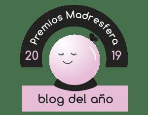 premios madresfera 2019 Blog del Año