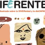 #HoyLeemos Diferentes. Un cuento con actividades para acercarnos a la diversidad. Descarga GRATIS