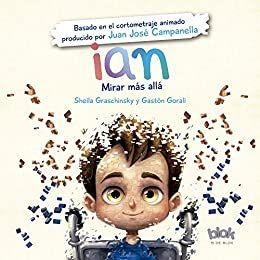 portada del cuento Ian mirar más allá