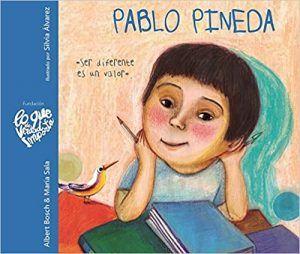 portada del cuento Pablo Pineda