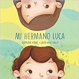 portada del cuento Mi hermano Luca