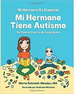 portada del cuento Mi hermano tiene autismo