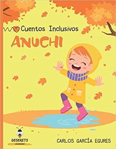 portada del cuento Anuchi