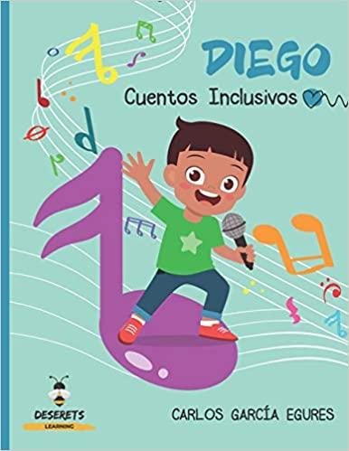 portada del cuento Diego