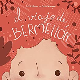 portada del cuento El viaje de Bermellón